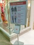 UNIQLO Lifewear Literature Holder Overview