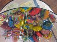 Ceiling Corral for Balloons