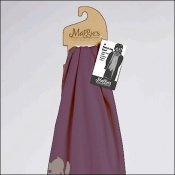 Ditto Scarf Hanger for Maggie's Brand - Sustainable Scarf Sales in Retail
