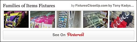 Families of Items FixturesCloseUp Pinterest Board
