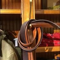 Polo Ralph Lauren Belt Hogtie CloseUp