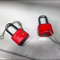 RugDocter Tethered Anti-Theft Locks Aux