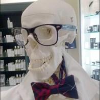 Saks Skeleton Staff Cosmetics Main