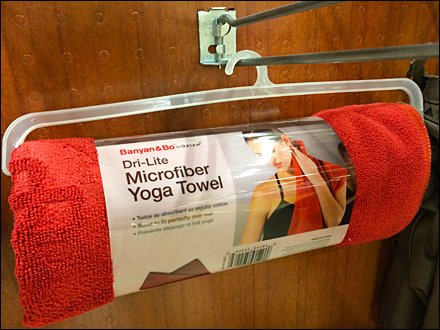 Straight-Entry Trends in Yoga Merchandising