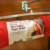 Yoga Towel Hanger Merchanmdiser Main