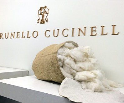 Brunello Cucinelli Fabric Roots