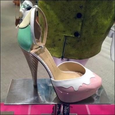 Charlotte Olympia Shoe Pedestal Main