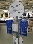 IKEA In-Store Measuring Tape To-Go