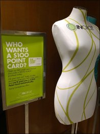 InCircle Branded Dress Form Series 1