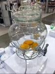 Lemon Food Props in Glass Lemonaid