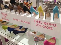 Manolo Blahnik 5 Heights 20 Color Shoes 1