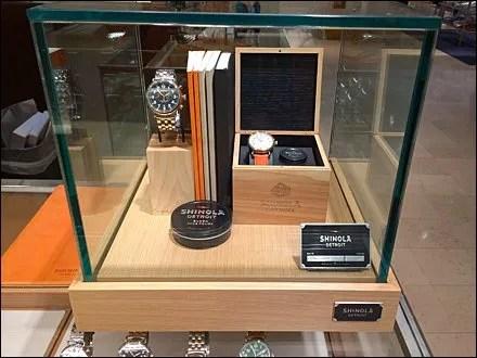 Shinola Museum Case 1