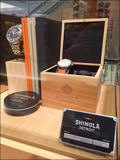 Shinola Museum Case Main