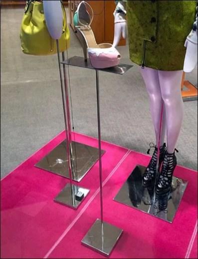 Shoe Pedestal 2