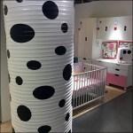 Sonna Tube Retail Decor at IKEA Detail