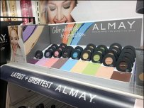 Almay Color Coded Display 1