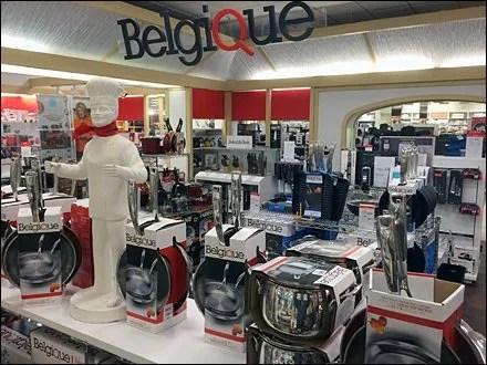 Belgique Chef Brands Department 1