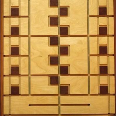 Dashwall Frank Lloyd Wright Slatwall Design