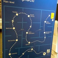 IKEA In-Store Map
