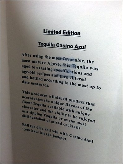 Casino Azul Tequila Hooka 3