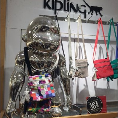 Kipling Monkey on a Mission Main