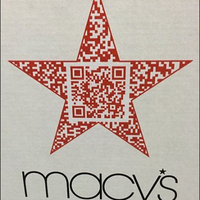 Macys Individualized QR Code 1