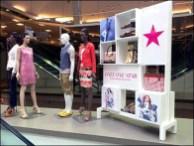 Macys Mannequins on a Ledge 3