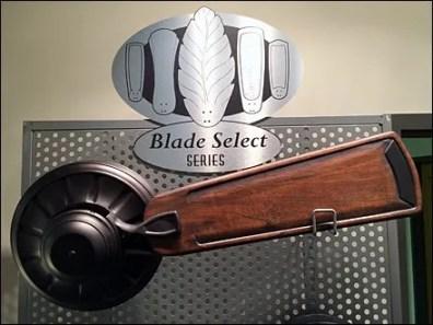 Perforated Metal Fan Blade Hook 1