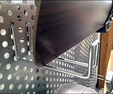 Perforated Metal Fan Blade Hook Main