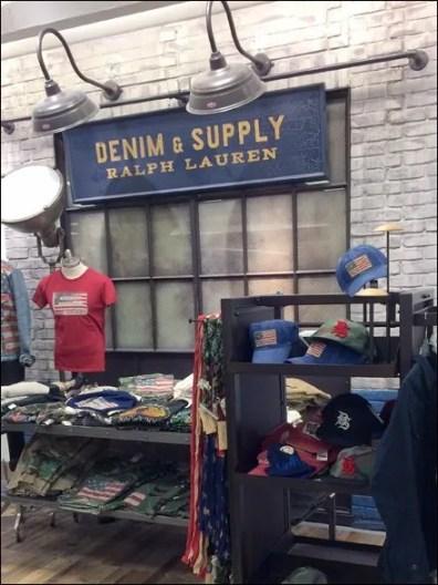 Ralph Lauren Denim and Supply