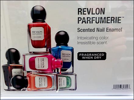 Revlon Scented Nail Rollout
