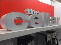 Macy's The Cellar in 3D Branding