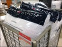 Tommy Hilfiger Pillows on Wheels Closeup