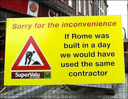 If Rome Retail Was Built In A Day
