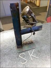 SK Metalwork Mascot 1