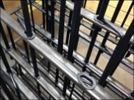 Tiki Torch Metal Rack 3