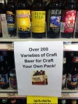 Wegmans Craft Your Own Craft Beer Aux