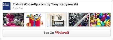 Bulk Bin Fixtures Close Up Pinterest Board