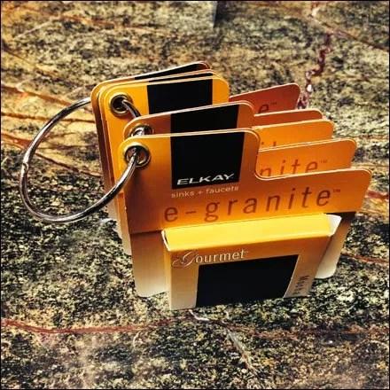 ElkayE-granite Gourmet Sampler Set