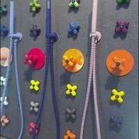 Fantini Shower Wand Color Array Particle Main