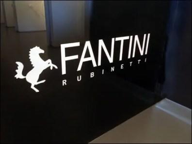 Fantini Store Entry Branding