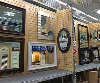 Gridded Mirror Display 1