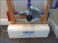 Grohe Branded Plumbing Inner-Workings