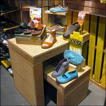 Shoe Displat