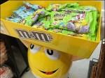 M&M's Mascot Sells In-Store As Bulk Bin