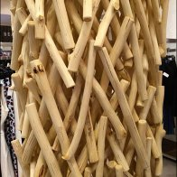 Pick-Up Stick in Visual Merchandising Closeup
