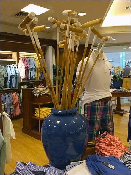 Ralph Lauren Polo Play In-Store