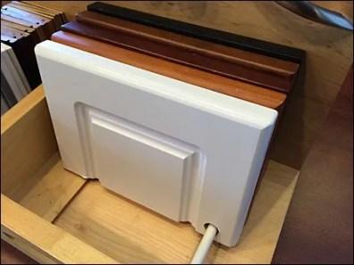 Stasser Woodenworks Swivel Sampler Gallery