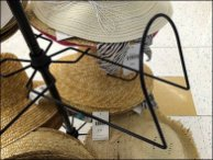 Summer Hat and Cap Tree Details 3