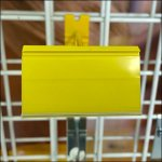 Yellow Flatback Scanning Grid Hook Aux